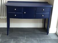 Upcycled spray painted Dresser