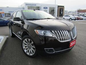 2013 Lincoln MKX Reserve | AWD | HEATED SEATS/ STEERING WHEEL |