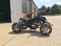 ROAD LEGAL QUAD BIKE 250cc