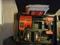 Milwuakee one key impact drill