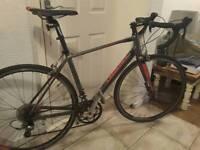 Gaint defy 5 road bike 2014