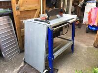 Elektra Bekum Table Saw