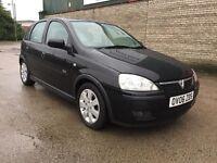 Vauxhall Corsa 1.3 CDTi 16v SXi 5dr (Black) 2006