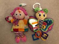 Lamaze unisex sensory toys