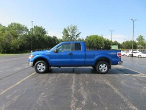 2013 Ford F150 EXT CAB 4X4