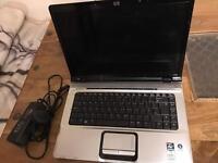 """Cheap Laptop HP Pavilion DV6000 AMD X2, 15.4"""" HD 120GB 2GB WIFI, WIN 7, Office"""
