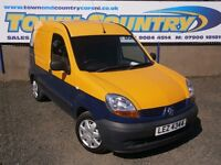 ***2007 Renault Kangoo SL17 DCI 60 **ONE OWNER**12 MONTHS PSV**( berlingo caddy transit connect )