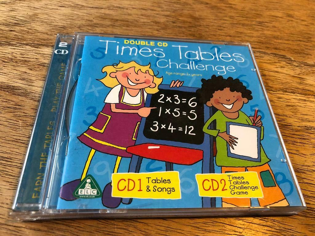 Swell Times Table Cds In Twickenham London Gumtree Download Free Architecture Designs Lectubocepmadebymaigaardcom