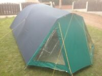 Litchfield Curlew 240, 4/5 man tent