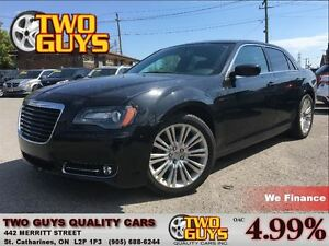 2014 Chrysler 300 S LEATHER PANOROOF HTD SEATS