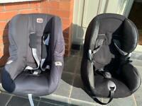 Car Seats - Britax and Maxi Cosi £20 EACH