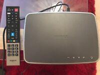Humax Freeview Recorder box
