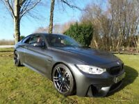 2015 BMW M4 S-A **CARBON KIT**RED LEATHER**FINANCE AVAILABLE**