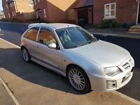 Silver MGZR MKII 105 Trophy SE - Only 33685 miles