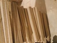 WOOD FALSE SOLID FLOOR SEGMENTS GARAGE SHED FLOORING LOFT ATTIC CHIPBOARD PANELS WORKTOP
