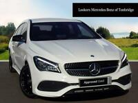 Mercedes-Benz CLA CLA 220 D 4MATIC AMG LINE (white) 2016-08-23