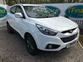 image for CAN'T GET CREDIT? CALL US! Hyundai ix35 2.0 CRDi (4WD) SE, 2015, Manual - £200 DEPOSIT, £77 PER WEEK
