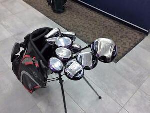 Ensemble Golf Complet Femme Gaucher JAZZ GOLF HARMONY 12 bâtons #F011400