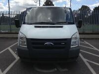 Ford Transit 2.2 tdci 2008 White Fully Working Ready To Go