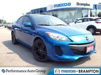 2012 Mazda MAZDA3 GX, Spoiler, Fancy Rims,