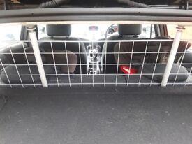 Dog car guard