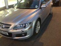 Mazda mps 5 door saloon turbo petrol jap