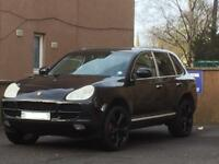 Black Porsche Cayenne 3.2 - May Px or Swap