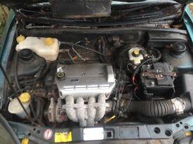 Ford Puma 1.7 engine & gearbox & ECU