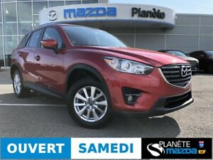 2016 Mazda CX-5 AWD GS AUTO AIR MAGS TOIT HITCH DÉMARREUR