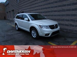 2017 Dodge Journey SXT/7 PASS/REAR AC/U CONNECT