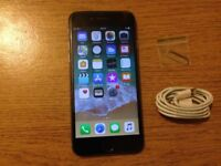 IPHONE 6 SPACE GREY 16GB VODAFONE £120 NO OFFERS *** ADVERT 124 ***