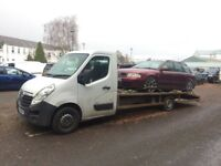 24/7 Edinburgh based vehicle transport and recovery