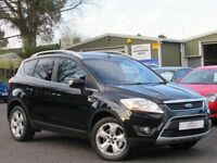 2010 FORD KUGA 2.0TDCI AWD (4X4) TITANIUM 1 OWNER FULL SERVICE HISTORY APPEARANCE PACK IMMACULATE