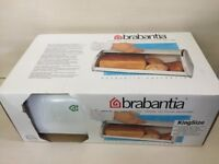 BRABANTIA KING SIZE BREAD BIN - BOXED BRAND NEW SEALED - BRABANTIA COLLECTION