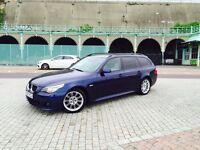 BMW 2007 520d M E61