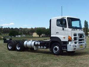 2005 Hino 700 Series FS700 6x4 Cab/Chassis, Turbo Diesel Truck Inverell Inverell Area Preview