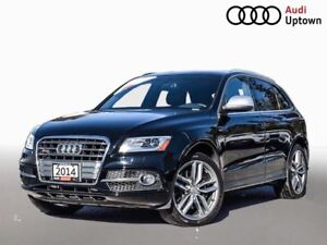 2014 Audi SQ5 3.0 Progressiv