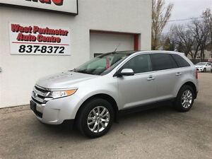 2013 Ford Edge Limited**HEATED SEATS/ PANORAMIC SUNROOF