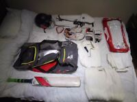 Mens cricket set