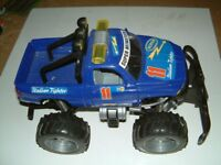 Super Monster Truck Stadium Fighter, Good used condition. Hours of fun