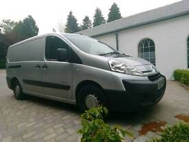 Citroen dispatch l,w,b no v.a.t