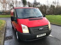 FORD TRANSIT 2013, 1 OWNER, FSH, 1 Years MOT