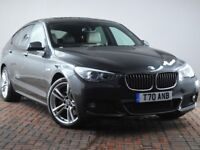 BMW 5 SERIES 530D M SPORT 5DR STEP AUTO [PROFESSIONAL MEDIA] (grey) 2011