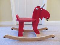 Ikea Ekorre Rocking Horse