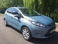 FORD FIESTA 1.4 EDGE TURBO DIESEL FULL MOT FULL SERVICE HISTORY ONLY £20 PER YEAR TAX