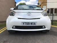 TOYOTA IQ 2 AUTOMATIC WITH FULL DEALER SERVICE HISTORY