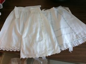 Spanish Occasion/Christening Skirts For Baby