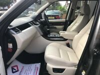 RANGE ROVER SPORTS HSE 2.7**AUTOMATIC**DIESEL**SAT NAV**LEATHER**XENON**SENSORS**HISTORY**HPI CLEAR*