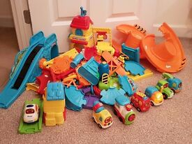 Toot Toot drivers playsets