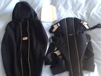 Baby Carrier and Winter Cover